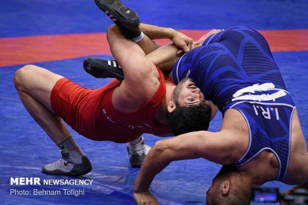 اعزام به جهانی پاداش آزادکاران مدال آور در المپیک