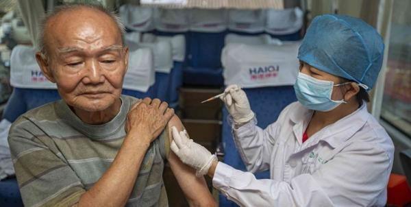 واکسن غیر فعال چینی مجوز استفاده اضطراری گرفت