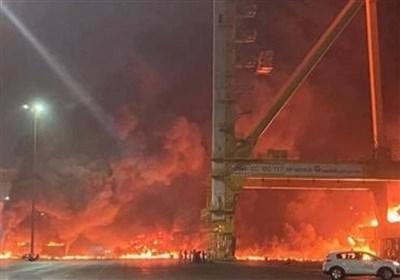 وقوع انفجار مهیب در دبی