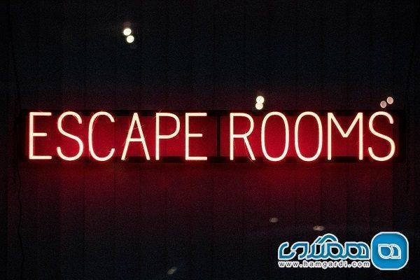 با اتاق فرار بیشتر آشنا شوید