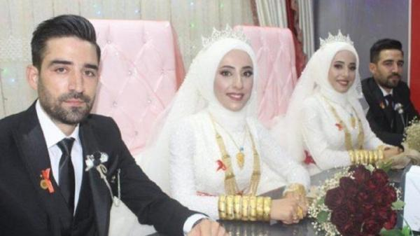 بهترین تور ترکیه: جشن عروسی دوقلوها در ترکیه خبرساز شد